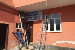 Diyarbakır'da taziye evleri restore edildi