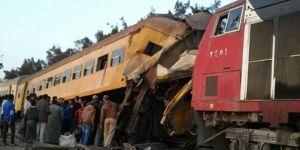 Mısır'da trenler çarpıştı: 15 ölü 40 yaralı