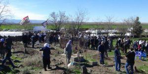 """PKK'nin katlettiği """"Karacadağ şehitleri"""" yad edildi"""