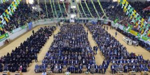 HÜDA PAR Diyarbakır İl Teşkilatı 2'nci Olağan Kongresi yapıldı