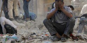 """""""Suriye'de ölenlerin sayısı yarım milyonu geçti"""""""