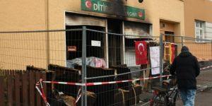 Almanya'da camiye molotof kokteylli saldırı