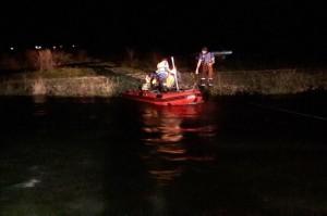 Batman'da suda mahsur kalan 5 kişi kurtarıldı