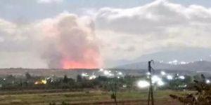 Siyonistler el-Kibar tesisini vurduğunu resmen kabul etti