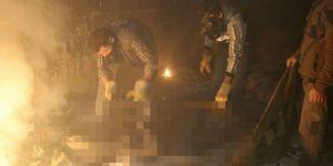 Doğu Guta'da sığınağa saldırı: 37 kişi hayatını kaybetti