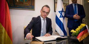 Almanya: israil'in güvenliği dış politikamızın merkezinde