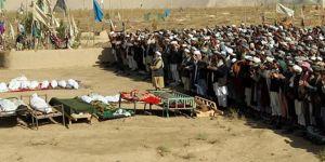ABD Afganistan'da medrese vurdu