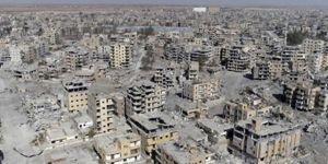 BM: Rakka'nın üçte ikisi yıkılmış