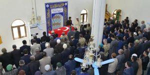 PKK saldırısında hayatını kaybeden güvenlik korucu defnedildi