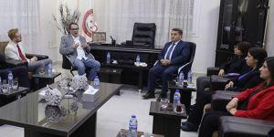 İngiliz siyasetçilerden PKK/PYD'ye resmi ziyaret