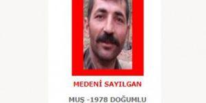 Kırmızı listede aranan PKK'li öldürüldü