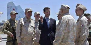 Suriye havalimanlarını ve askeri üslerini boşaltıyor