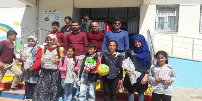 Çınar'da Siyer Sınavında dereceye girenlere ödülleri verildi