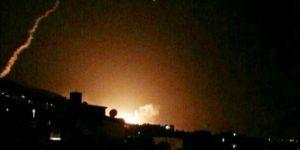 ABD, İngiltere ve Fransa koalisyonu Suriye'ye saldırdı