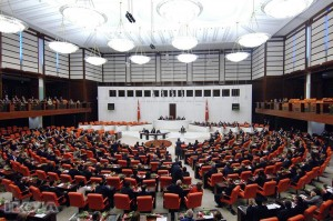 Snap election proposal submits to the Turkish Parliament