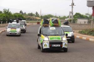 Diyarbakırlılar anons araçlarıyla mewlid etkinliğine davet ediliyor
