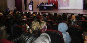 Van'da Aday öğretmenlere yönelik bilgilendirme programı düzenlendi
