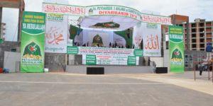 Diyarbakır büyük Mewlid etkinliğine hazır