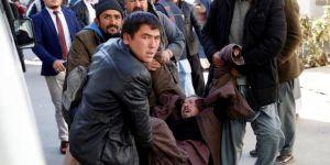 Kabil'de seçim merkezlerine saldırı: 50 ölü