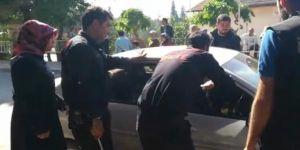 Kahramanmaraş'ta 6 aylık bebek otomobilde mahsur kaldı