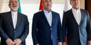Moskova'da Suriye toplantısı