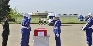 Diyarbakır'da hayatını kaybeden asker için cenaze töreni düzenlendi