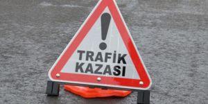 Kahramanmaraş'ta zincirleme kaza: 2 ölü 15 yaralı