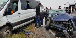 Belediye başkanı eski adayı Ahmet Tarhan trafik kazasında hayatını kaybetti