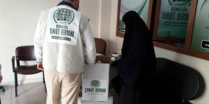 Bingöl Umut Kervanı Ramazan yardımlarına başladı