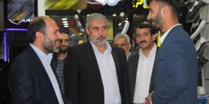 HÜDA PAR milletvekili adaylarından esnaf ziyareti