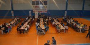 Engelliler iftar programında buluştu