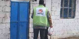 Çınar Şefkat-Der, Muhtaçların Yüzünü Güldürüyor foto