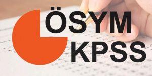 KPSS Lisans geç başvuruları alınacak