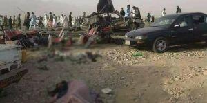 Afgan güçleri ile Taliban arasındaki bayramlaşmaya saldırı: 20 ölü