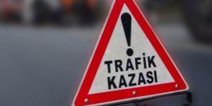 Mardin Savur'daki traktör kazasında 1 ölü 3 yaralı