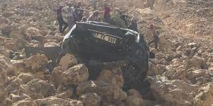 Mardin Dargeçit'te tabelasız yol kazaya neden oldu: 2 ölü