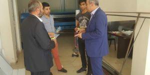 HÜDA PAR'ın Şırnak'ta seçim çalışmaları sürüyor