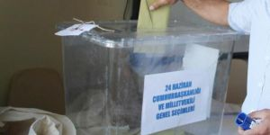 Voting process ends in Turkiye's election