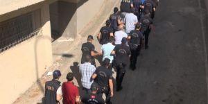 Gaziantep'te sosyal medyada PKK propagandasına 7 tutuklama