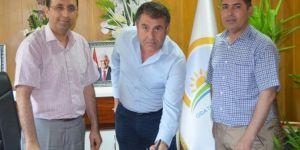 Siirt Kurtalan'da kurulacak tohum işleme ve paketleme tesisi için sözleşme imzalandı