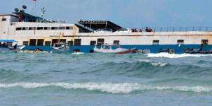 Endonezya'daki feribot kazasında 30 kişi öldü