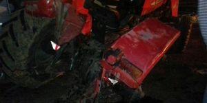 Adıyaman Samsat'ta kaza: Ölü ve yaralılar var