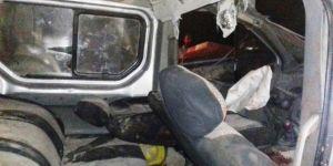 Adıyaman Samsat'ta kaza: 1 ölü 6 yaralı