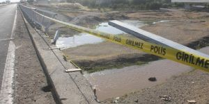 Diyarbakır Bismil'de otomobil köprüden düştü: 1 ölü 3 yaralı