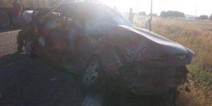 Ergani-Çermik karayolunda kaza: 3 ölü, 1 yaralı