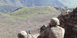 Giresun Güce'de çatışma: 1 asker hayatını kaybetti