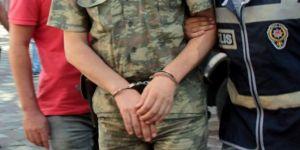 Kocaeli merkezli FETÖ soruşturmasında 34 asker tutuklandı
