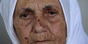 Diyarbakır Kulp'ta yaşlı kadını darp ettiler oğlunu kaçırdılar