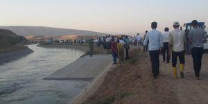 Diyarbakır Silvan'da sulama kanalına giren 2 kardeş kayboldu
