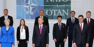 Cumhurbaşkanı Erdoğan NATO Zirvesi'ne katıldı